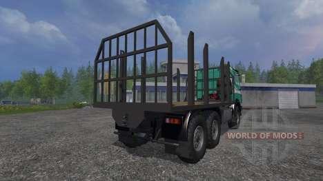 Mercedes-Benz SK 1935 [forest] v2.0 para Farming Simulator 2015