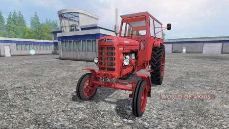 UTB Universal 650 [old] para Farming Simulator 2015