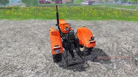 Ursus C-360 [red] para Farming Simulator 2015