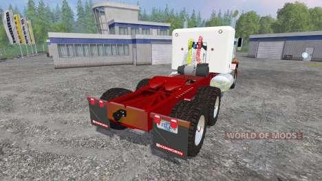 Kenworth C500M para Farming Simulator 2015
