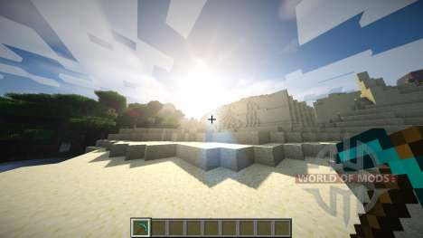 KUDA-Shaders v5.0.6 Ultra para Minecraft