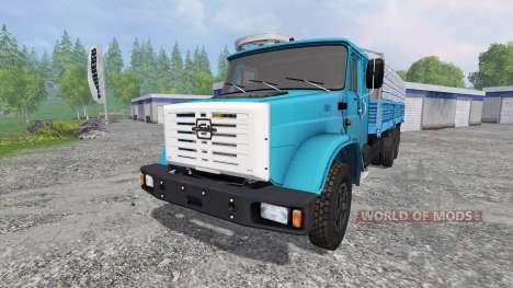 ZIL-133 para Farming Simulator 2015