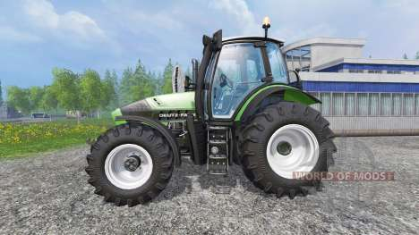 Deutz-Fahr Agrotron 6190 TTV v1.0 para Farming Simulator 2015