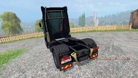 MAZ-5440 v1.2 para Farming Simulator 2015