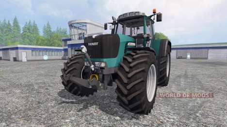 Fendt 930 Vario TMS v1.2 para Farming Simulator 2015