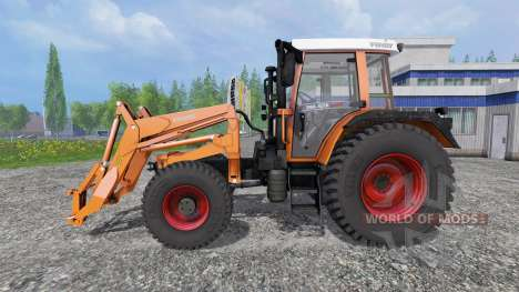 Fendt 380 GTA Turbo v1.0 para Farming Simulator 2015