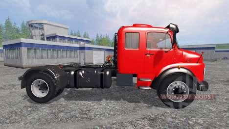 Mercedes-Benz 1519 para Farming Simulator 2015
