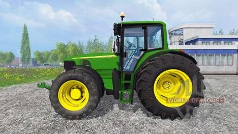 John Deere 6920 S v2.0 para Farming Simulator 2015