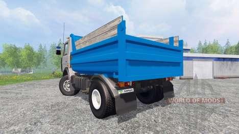 MAZ-5551 para Farming Simulator 2015