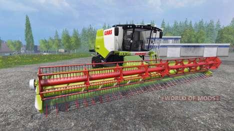 CLAAS Lexion 670TT para Farming Simulator 2015