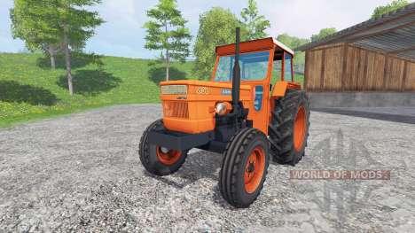 Fiat 850 para Farming Simulator 2015