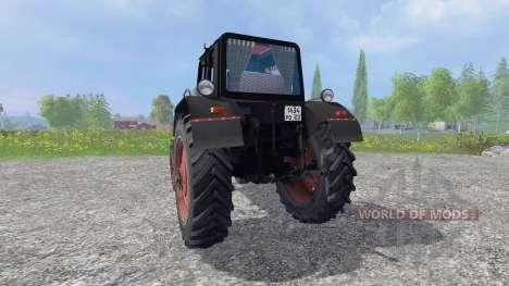 MTZ-80 [rojo] para Farming Simulator 2015
