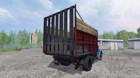 GAZ-35071 [el silo] para Farming Simulator 2015