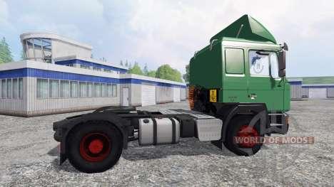 MAN F2000 19.404 para Farming Simulator 2015