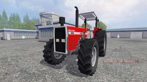 Massey Ferguson 2680 FL para Farming Simulator 2015