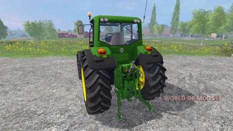 John Deere 6520 para Farming Simulator 2015
