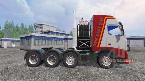 Volvo FH12 [schwerlast] para Farming Simulator 2015