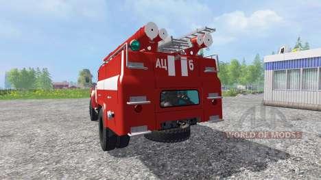 ZIL-130 AC-40 v3.0 para Farming Simulator 2015