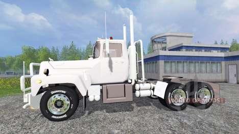 Mack RD688 para Farming Simulator 2015