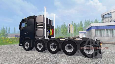 Volvo FH16 10x10 v0.3 para Farming Simulator 2015