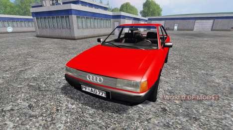 Audi 80 B3 1988 para Farming Simulator 2015