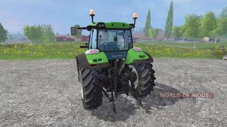 Deutz-Fahr 5130 TTV FL para Farming Simulator 2015