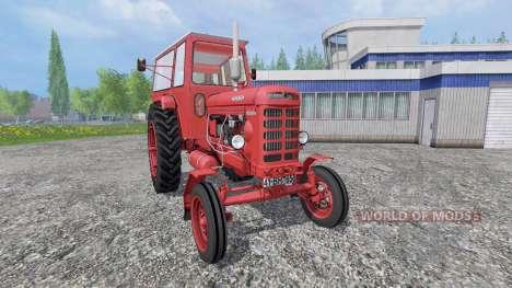 UTB Universal 650 [old] v1.1 para Farming Simulator 2015
