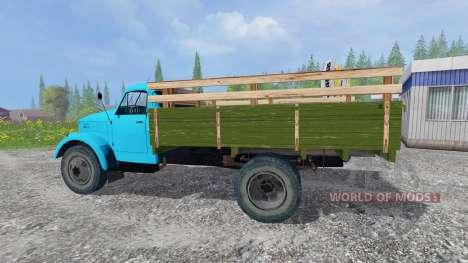 GAZ-51A para Farming Simulator 2015