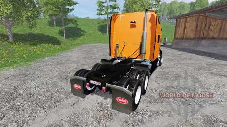 Peterbilt 387 v2.5 para Farming Simulator 2015