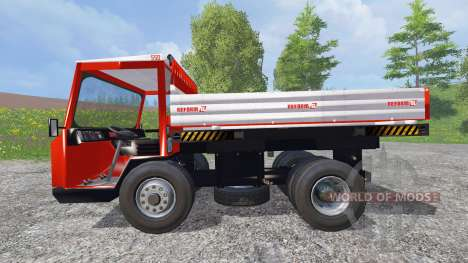 Reform Muli 550 para Farming Simulator 2015