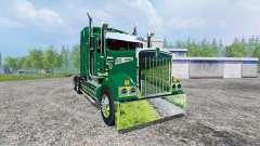 Kenworth T908 [John Deere trailer] v2.0
