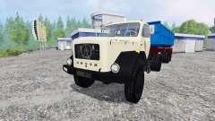 Magirus-Deutz 200D26 1964 [tractors]