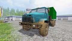 El KrAZ-6322 v1.2