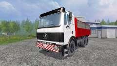 Mercedes-Benz 2435 [tipper] v0.2.5b