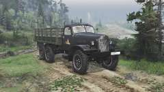 ZIL-157 turbo [08.11.15] para Spin Tires