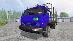 KamAZ-54115 [el camión] v1.0