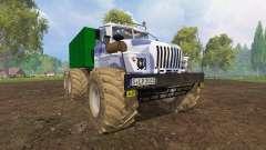 Ural-4320 [grandes ruedas]