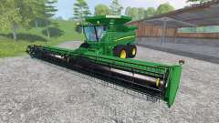 John Deere S 690i [washable]