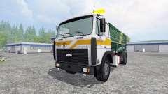 MAZ-5516 [silo camión]