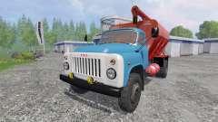 El GAZ 53 ZSK v2.0