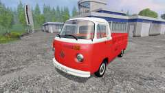 Volkswagen Transporter T2B 1972