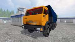 KamAZ 55111 2007