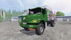 Mercedes-Benz Zetros 1833 [forest] v0.9