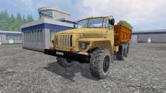 Ural-5557 para Farming Simulator 2015