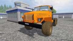 Ural-4320 [tractor] v3.0