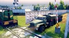 Mapa 33 RUS [13.04.15] para Spin Tires