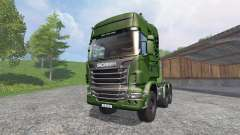 Scania R730 [euro farm] v1.2