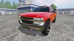 Chevrolet Silverado 2002 v2.0