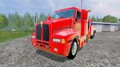 Kenworth T600B [tow truck]