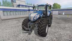 New Holland T8.435 [SmartTrax] v1.1